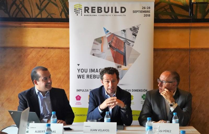 La edificación off-site y la tecnología protagonistas de REBUILD 2018