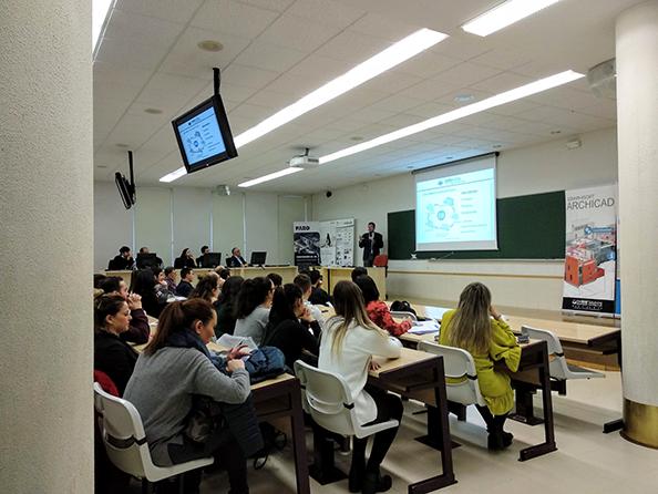 BIMtour León: descubre cómo fueron las sesiones BIM el pasado 14 de febrero