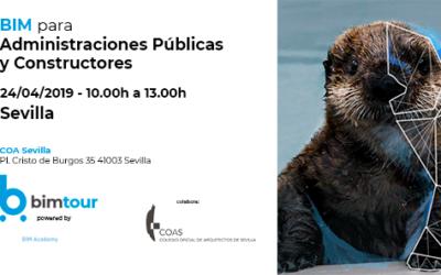 BIM para Administraciones Públicas y Constructores: BIMtour Sevilla
