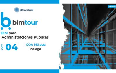 BIMtour: BIM para Administraciones Públicas en Málaga