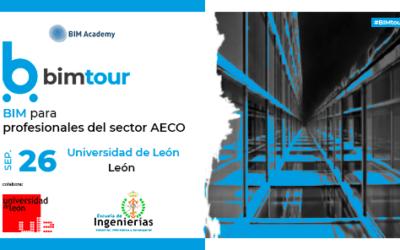 BIMtour: BIM para profesionales del sector AECO en León