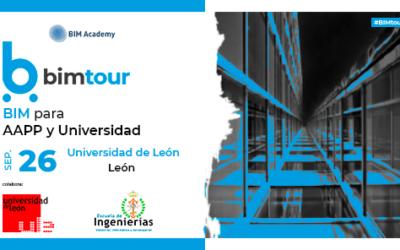 BIMtour: BIM para Administraciones Públicas y Universidad en León