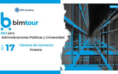 BIMtour: BIM para Administraciones Públicas y Universidad en Huesca