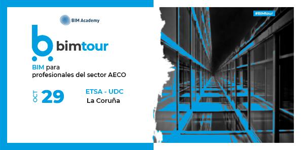 BIMtour: BIM para profesionales del sector AECO en La Coruña