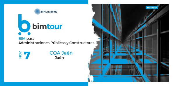 BIM para Administración Pública y Constructores en Jaén