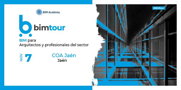 BIM para Arquitectos y profesionales del sector en Jaén
