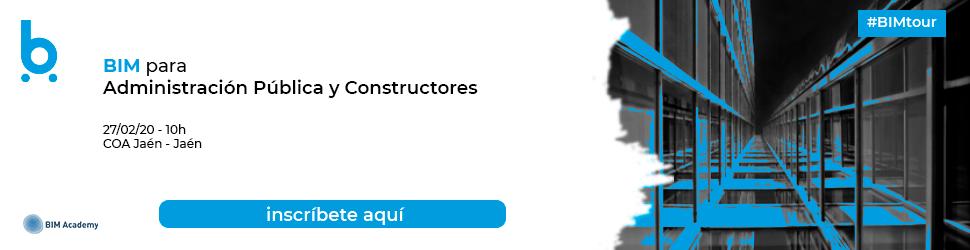 BIM para Administraciones Públicas y Constructores en Jaén