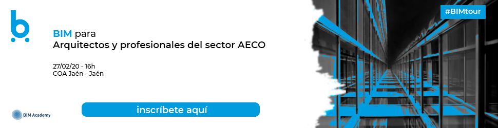 BIM para Arquitectos y profesionales en Jaén