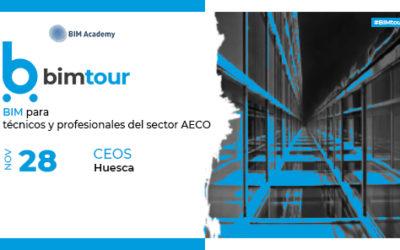 BIMtour: BIM para técnicos y profesionales del sector AECO en Huesca