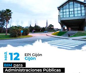 BIM para Administraciones Públicas en Gijón