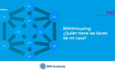 Webinar_BIM4Housing: ¿Quién tiene las llaves de mi casa?