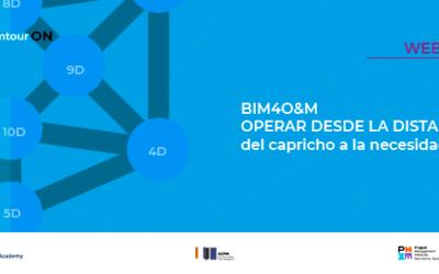 Webinar_BIM4O&M: Operar desde la distancia