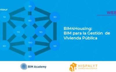 Webinar_BIM4Housing: BIM para la Gestión de Vivienda Pública