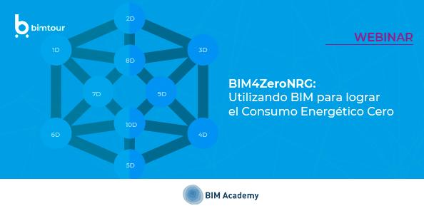 Webinar_BIM4ZeroNRG: Utilizando BIM para lograr el Consumo Energético Cero