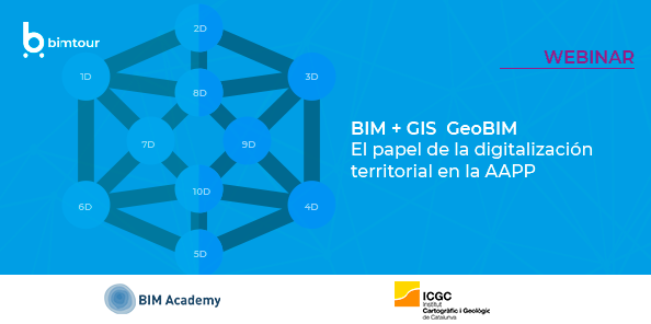 Webinar_BIM+SIG=GeoBIM. El papel de la digitalización territorial en la AAPP