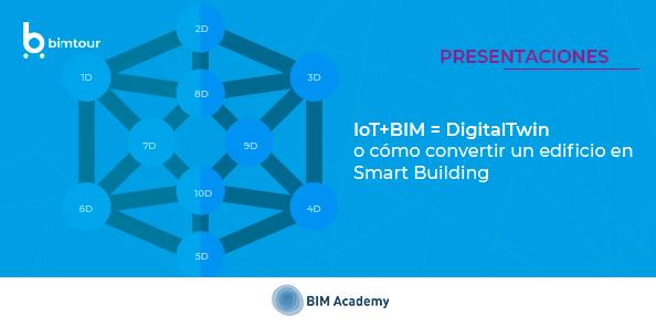 Webinar_IoT+BIM = DigitalTwin o cómo convertir un edificio en Smart Building