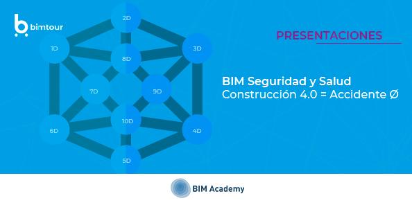 Recupera el BIMtour sobre: BIM Seguridad y Salud. Construcción 4.0 = 0