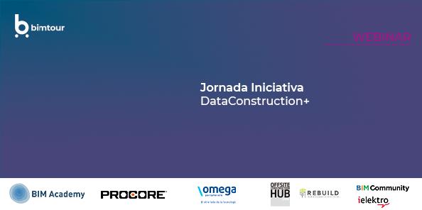Webinar_Jornada Iniciativa DataConstruction+ con Omega Peripherals, Procore y BIM Academy