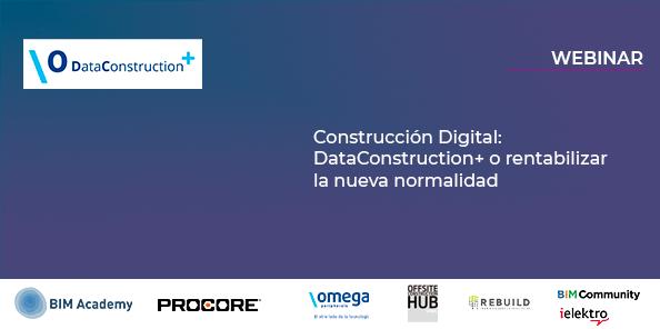 Webinar_DataConstruction+ con Omega Peripherals, Procore y BIM Academy