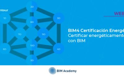 Webinar_BIMtour Certificar energéticamente con BIM