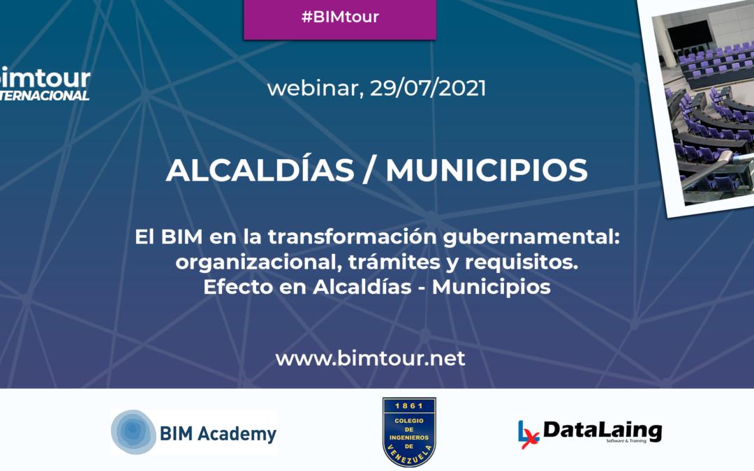 Webinar_BIM para Alcaldias y Municipios