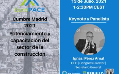 Cumbre Madrid 2021: Innovación, la clave de la Ola de Renovación en España Renovación asequible y accesible de viviendas