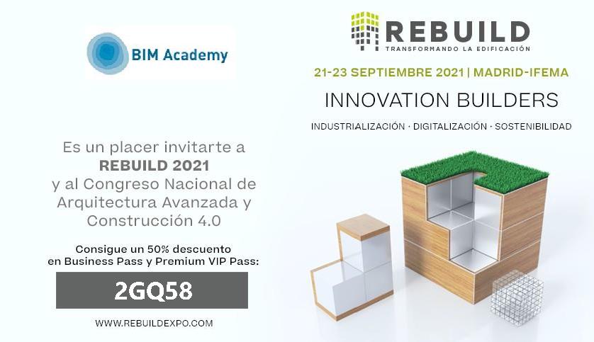El 70% de la promoción residencial en España se reúne en REBUILD para debatir los nuevos modelos de vivienda